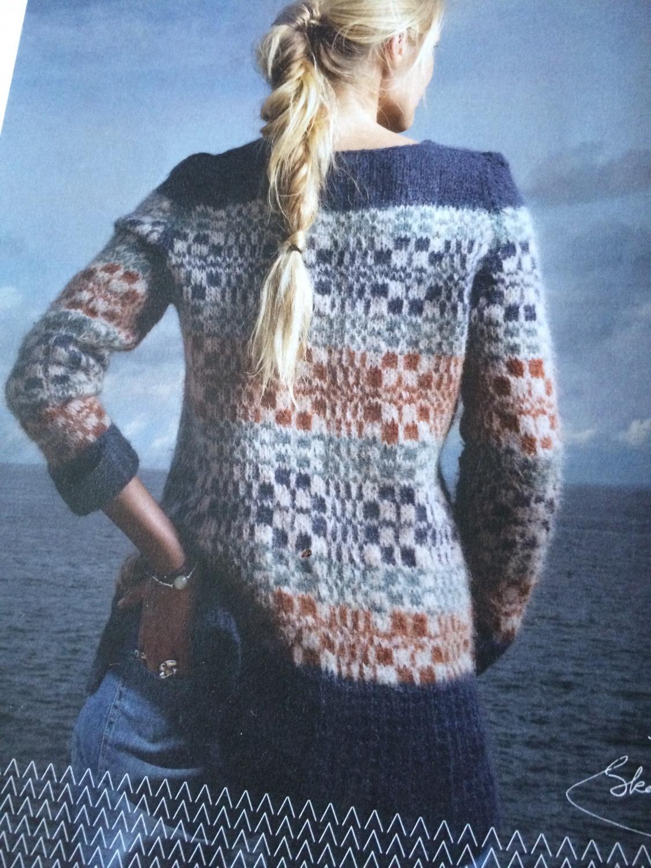 montere skappel genser