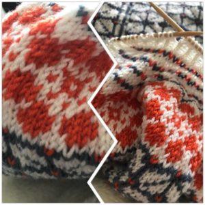 wiola kofte mønster